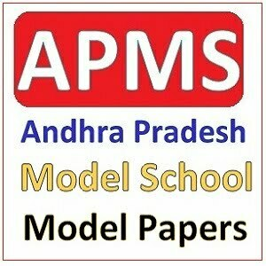 APMS Model Papers 2019