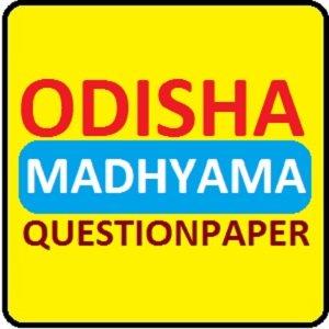 BSE Odisha 10th Model Paper 2019