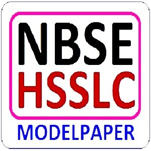 NBSE 12th Model Paper 2020
