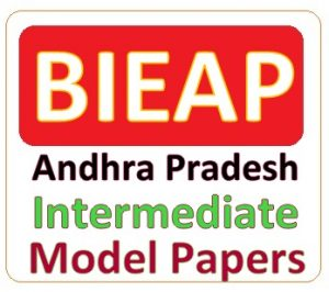 AP 1st and 2nd Inter Model Papers 2021