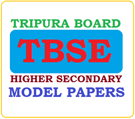 Tripura Board 12th Previous Paper 2019